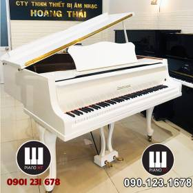 Đàn Piano Grand Zimmermann White